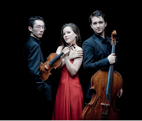 Amatis Piano Trio presented by Music Network