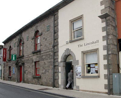 Linenhall Arts Centre recruiting Director