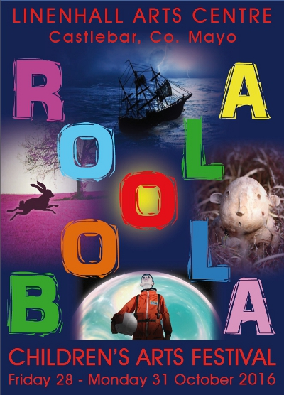 RoolaBoola Children's Arts Festival 2016
