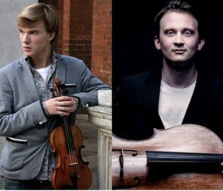 Yury Revich (violin) & Benedict Kloeckner (cello) presented by Music Network